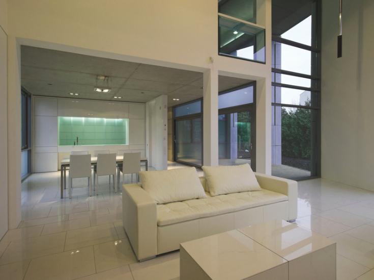 Elegant White Gloss Porcelain Floor Tile Dt Flooring Distributors